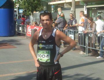 Álvarez i Bahom, campions de la Mitja Marató de Sant Cugat