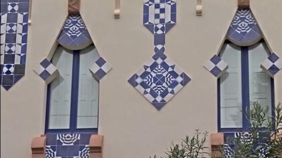 'La 7mana Vallès' acomiada l'any amb una visita al modernisme de Sant Cugat