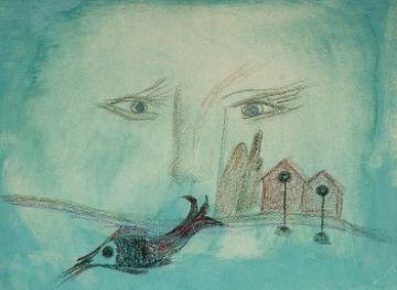 La Canals Galeria d'Art mostra un Cuixart inèdit amb una trentena d'obres