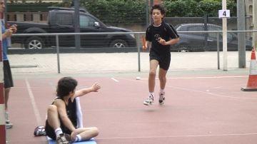 La primera lliga d'atletisme escolar, tot un èxit