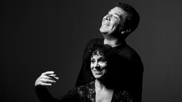 Ludovica Mosca i Jordi Coromina són els protagonistes d'aquest espectacle