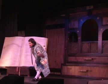 'Jugant amb Molière' recull forts aplaudiments i desperta les rialles del públic santcugatenc