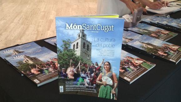 El 'Món Sant Cugat' arriba a la 5a edició amb les entitats culturals com a protagonistes