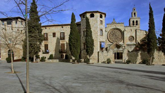 Visites al Monestir de Sant Cugat, el més poderós del comtat de Barcelona