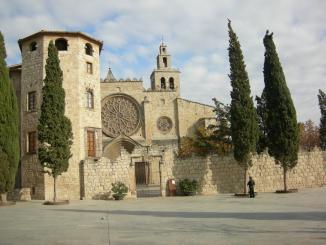 Proposen representar 'Pedra i Sang' a l'església del Monestir