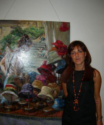 Mònica Castanys s'estrena a la Rusiñol amb un nou estil