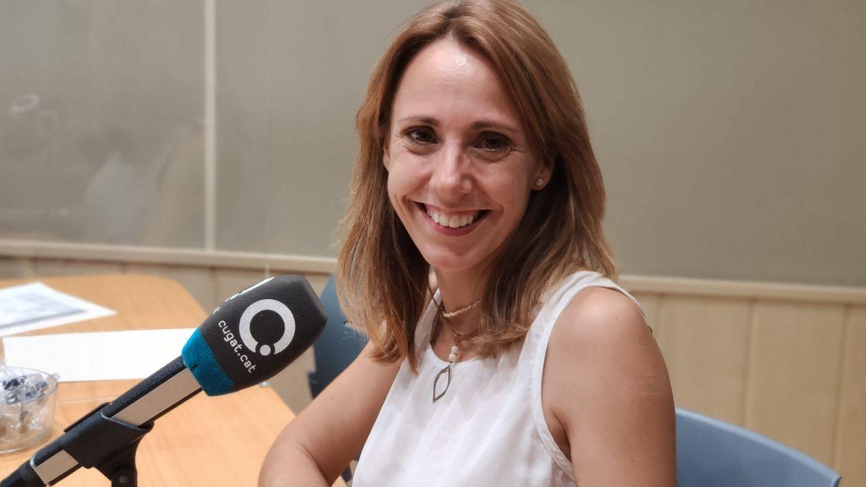 Mònica Lablanca, directora de Cugat Mèdia / Foto: Cugat Mèdia