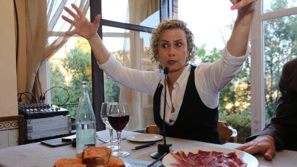 Mònica Terribas: 'La societat desconfia dels periodistes i això és un problema'