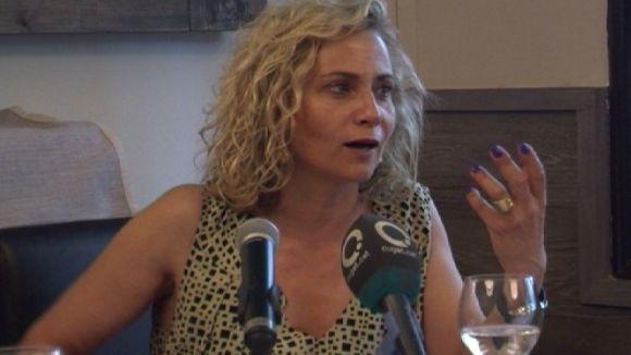 Mònica Terribas parla de periodisme i Ramon Barnils