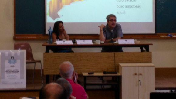 Mónica Vargas ha defensat, també, la sobirania alimentària com a alternativa de futur