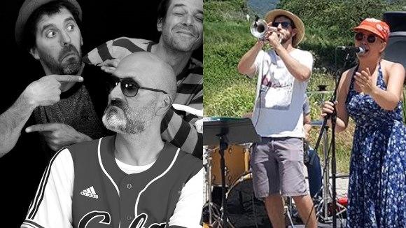 La Pua en directe: Monk + The Funktònics