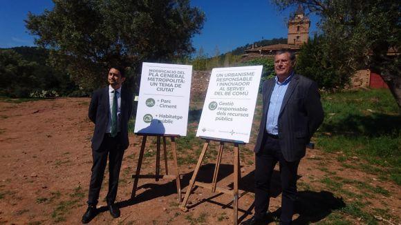Els governs de Sant Cugat i de l'EMD responen a l'oposició que la modificació del PGM a Valldoreix va suposar 92 milions d'estalvi