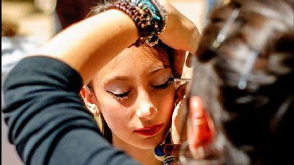 Els Tallers Sílvia Servan preparen un monogràfic de maquillatge teatral