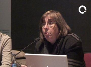 Assumpta Montellà presenta un nou llibre sobre Elisabeth Eidenbenz en primícia a Sant Cugat