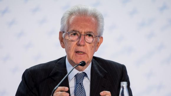Mario Monti: 'Una Europa que no estigui integrada serà una Europa en guerra'