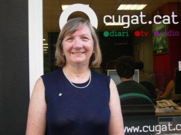 Montserrat Moral, nova presidenta del Rotary Club Sant Cugat