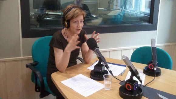 Montse Vilamitjana, presidenta d'ADE Vallès