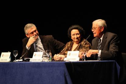 Montserrat Caballé revela els seus records més íntims al Teatre-Auditori