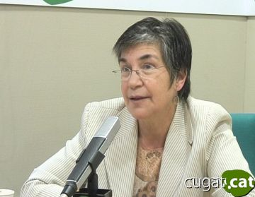Montserrat Colldeforns: 'Nosaltres no farem caure el govern Zapatero i donarem suport als pressupostos'