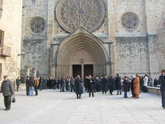 Mor l'empresari cimenter santcugatenc Antonio Almazán
