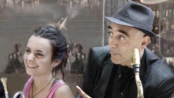 Andrea Motis i Joan Chamorro Quartet, avui al Teatre-Auditori en el concert solidari del Rotary