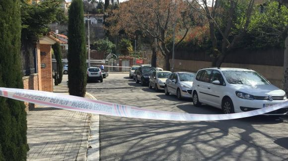 Presó provisional per al fill del matrimoni assassinat a Valldoreix