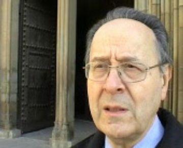 El filòsof Antoni Bosch-Veciana obre un cicle de conferències sobre el paper de la religió a l'actualitat