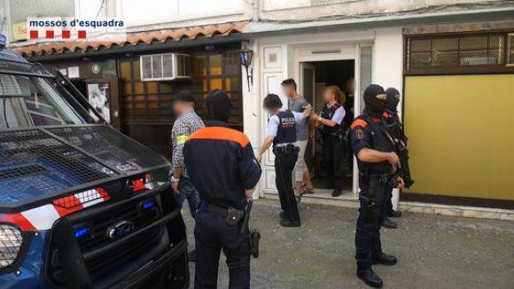 Un cotxe robat a Sant Cugat, clau en la investigació de l'assassinat de Jordi Comas