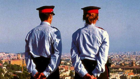 Els Mossos d'Esquadra resolen 12 robatoris amb força comesos a Sant Cugat