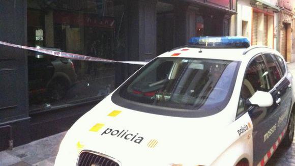 Ingressa a presó un home per set robatoris violents en comerços de Sant Cugat i Rubí