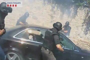 Desarticulada una banda que cometia robatoris a l'AP-7