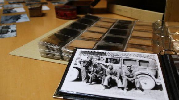 La Comissió de la Dignitat dóna el fons fotogràfic Boix a l'Arxiu Nacional de Catalunya