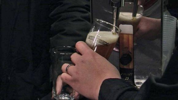 Cerveses artesanals a ritme de swing i jazz