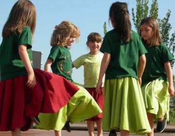 Andança pren la plaça del Rei en un 5è aniversari marcat per la falta de local