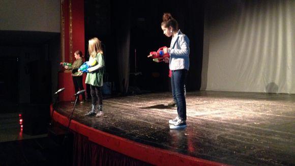 Els Tallers Sílvia Servan, una manera d'entendre el teatre