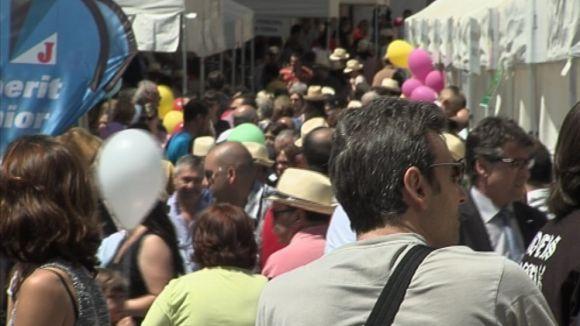 75.000 visitants passen pel Sant Cugat Actiu més participatiu