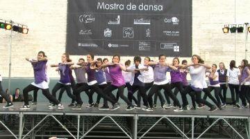 La 6a mostra de dansa bat rècord de participació en la seva nova ubicació