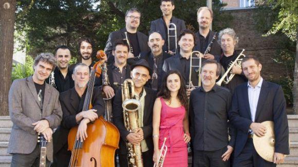 Andrea Motis, Joan Chamorro i la seva banda actuaran de nou a Sant Cugat / Foto: Teatre-Auditori
