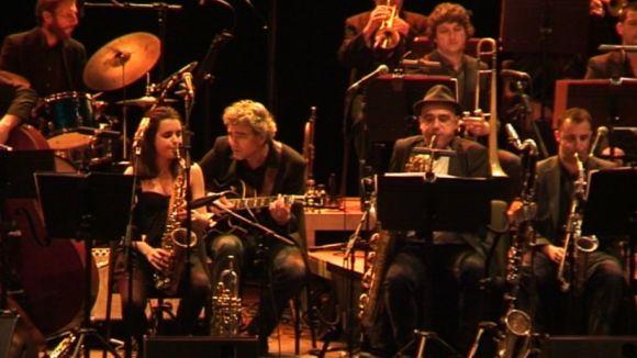 'Big Band Motis Chamorro': el bo i millor de l'escena jazzística al Teatre-Auditori
