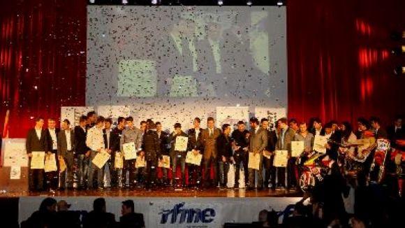 Sant Cugat torna a ser el lloc escollit per celebrar la Gala de Campions 2015 de la RFME / Font: RFME
