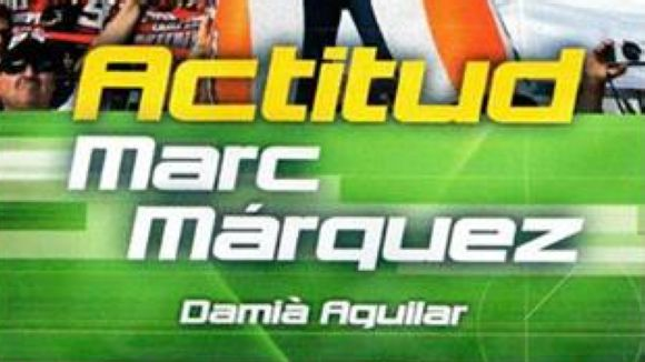 'Actitud', el llibre sobre el pilot Marc Márquez, es presenta a Sant Cugat