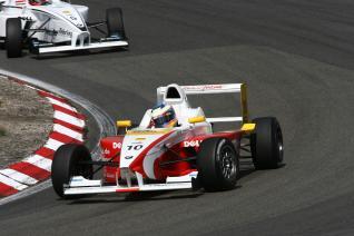 Dani Campos ja té equip de Fórmula 3