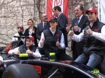 Campos a la Fórmula-3 italiana