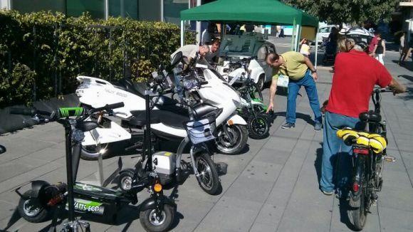 La Policia Local incoporarà motos elèctriques al seu parc mòbil