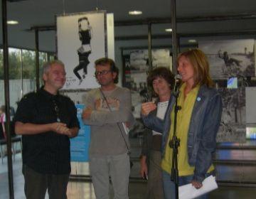 Els santcugatencs ja poden visitar l'exposició 'Mou-te pel Quiets'
