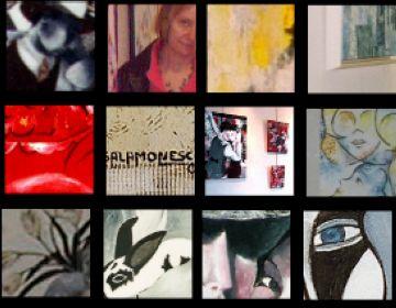 Portes obertes al taller de l'artista valldoreixenca Salamonesco