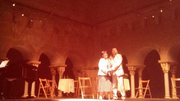 'Mozarel·la' encomana alegria i bon humor a través de l'òpera