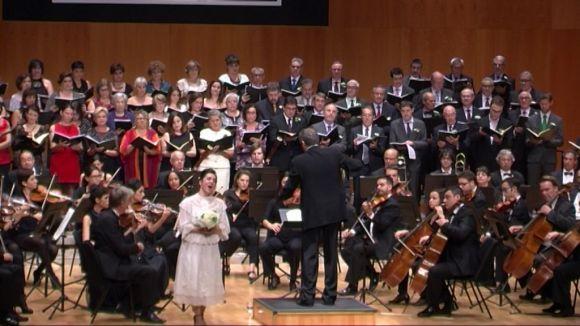 L'OSSC i l'Orfeó Lleidatà, una unió per Mozart al Teatre-Auditori