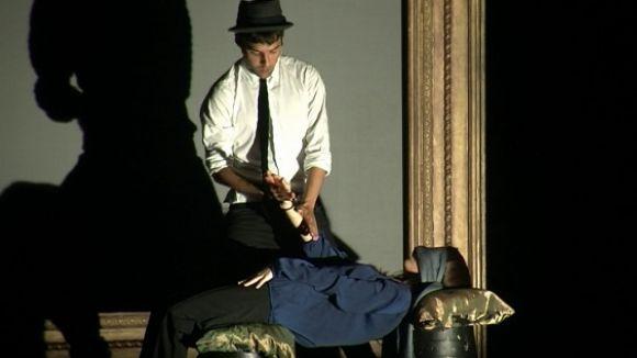 Mr. Snow fa més gran la seva llegenda al Teatre-Auditori