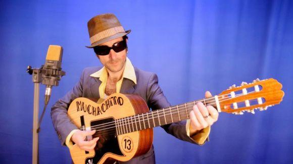 La rumba-rock de Muchachito  trepitjarà la Sala Hoboken